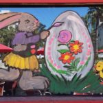 Holiday Window- Easter