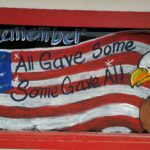 Holiday Window - Memorial Day